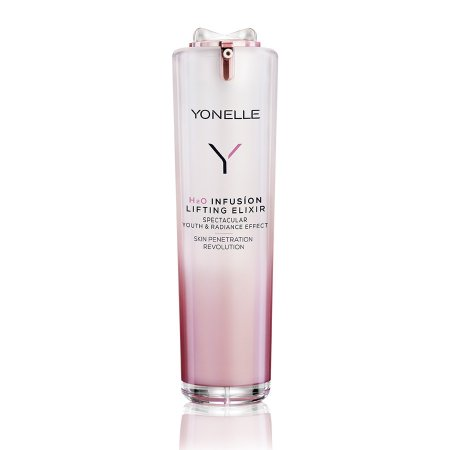 Yonelle H2O Infusion, liftingujący eliksir infuzyjny H2O, 40ml