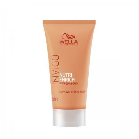 Wella Invigo Nutri-Enrich, maska odżywcza, 30ml