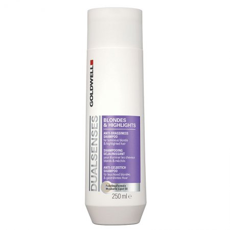 Goldwell Dualsenses Blondes&Highlights, szampon do włosów blond i z pasemkami, 250ml