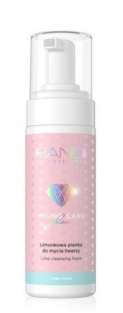 Bandi Young Care Glow, limonkowa pianka do mycia twarzy, 150ml