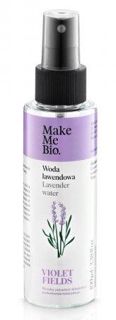 Make Me Bio, woda lawendowa, 100ml