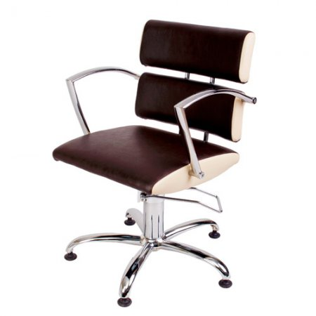 Fotel fryzjerski Panda Sigma II - dostępny w 48h