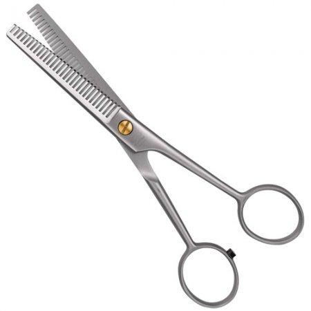 """Cerena Inox 0630, degażówki fryzjerskie dwustronne, 30 zębów, 6.0"""""""