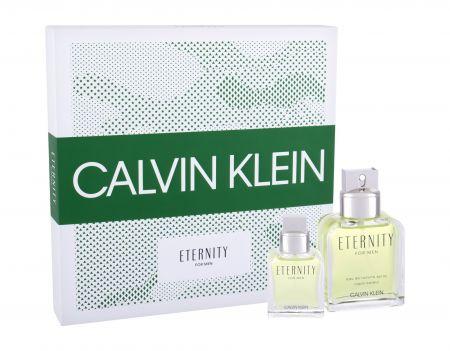 Calvin Klein Eternity, zestaw: EDT 100ml + 30ml EDT (M)