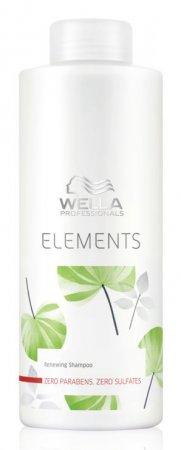 Wella Elements, szampon regenerujący bez siarczanów, 500ml