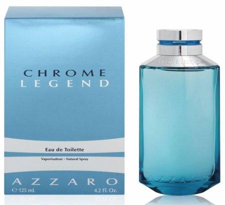 Azzaro Chrome Legend, woda toaletowa, 40ml (M)
