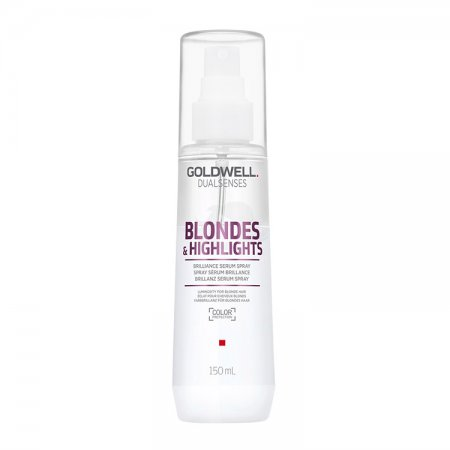 Goldwell Dualsenses Blondes & Highlights, nabłyszczające serum w sprayu, 150ml