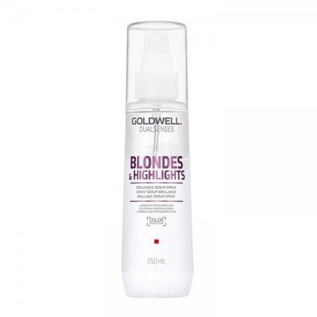 Goldwell Dualsenses Blondes & Highlights, nabłyszczające serum w sprayu, 150ml