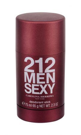 Carolina Herrera 212 Sexy Men, dezodorant, 75ml (M)