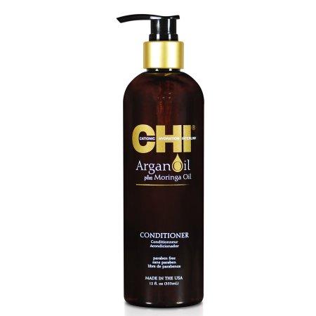 CHI Argan Oil & Moringa, odżywka z olejkami, 355ml