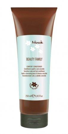 Nook Comfort, odżywka do włosów dla wrażliwej skóry głowy, 250ml