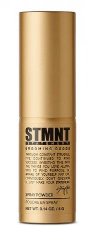 STMNT, lekki puder w sprayu dodający objętości, 4g