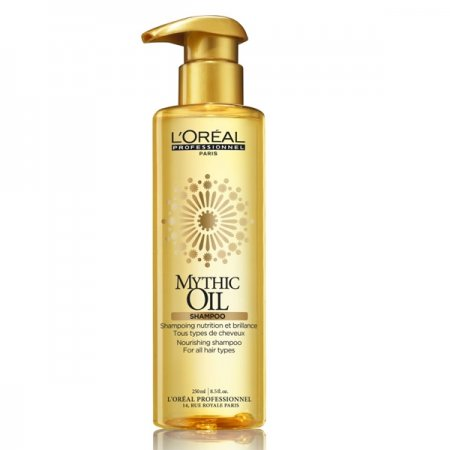 Loreal Mythic Oil, szampon odżywczy do każdego rodzaju włosów, 750ml