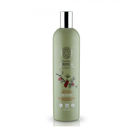 Natura Siberica, pianka do kąpieli Cedrowe SPA, 550ml