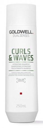Goldwell Dualsenses Curls & Waves, szampon nawilżający, 250ml