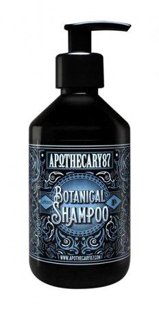 Apothecary87, Botanical Shampoo, szampon do włosów, 300ml
