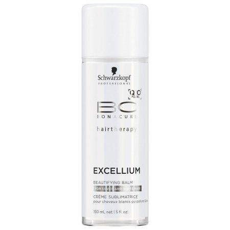 Schwarzkopf BC Excellium Q10, balsam do siwych włosów, 150ml