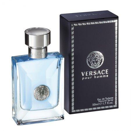 Versace Pour Homme, woda toaletowa, 50ml (M)