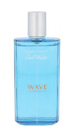 Davidoff Cool Water Wave, woda toaletowa, 125ml (M)