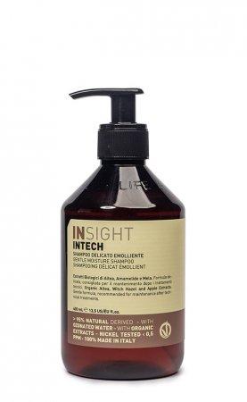 InSight Intech, nawilżający szampon do włosów po zabiegach technicznych, 400ml