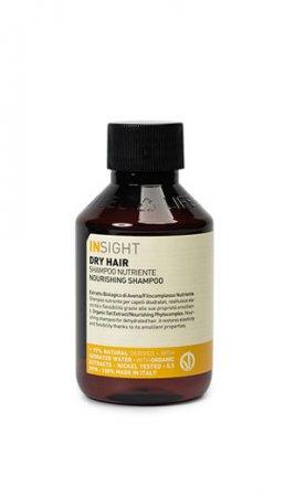 InSight Dry Hair, szampon do włosów suchych, 100ml