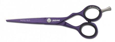 "Jaguar Pastell Plus Offset, White Line, nożyczki Viola 5,5"", ref. 4752-1"