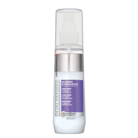 Goldwell Dualsenses Blondes&Highlights, serum dla blondów i pasemek, 150ml