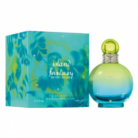Britney Spears Island Fantasy, woda toaletowa, 100ml (W)