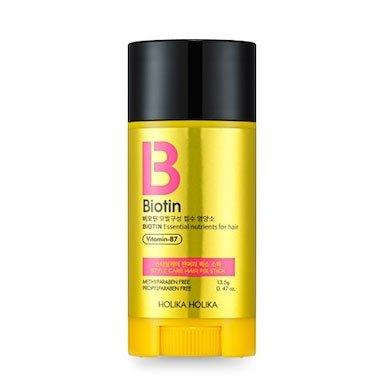 Holika Holika Biotin Style Care, sztyft ujarzmiający do włosów, 13,5g