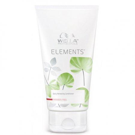 Wella Elements, odżywka regenerująca bez parabenów, 200ml