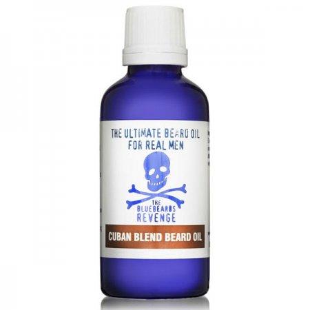 Bluebeards Revenge, Cuban, olejek do brody, 50ml