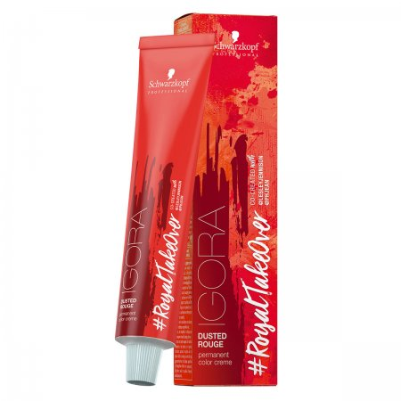 Schwarzkopf Igora #RoyalTakeOver Dusted Rouge, farba do włosów, 60ml