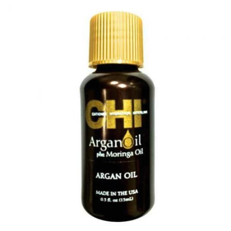 CHI Argan Oil & Moringa, serum z olejkami, 15ml