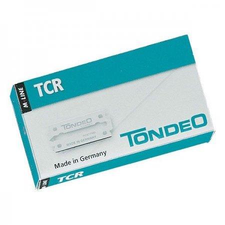 Tondeo TCR, ostrza do brzytwy, 10 szt.