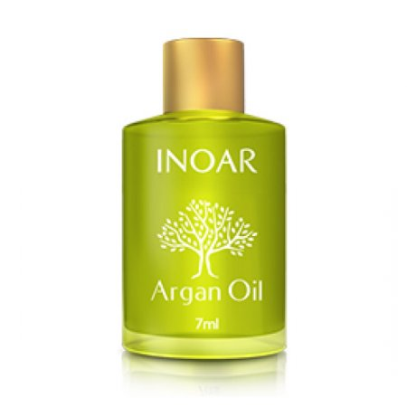 INOAR Argan Oil, olejek arganowy, 7ml