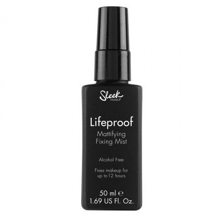 Sleek Makeup matujący utrwalacz makijażu w mgiełce, 50ml