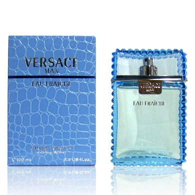 Versace Man Eau Fraiche, woda toaletowa, 50ml (M)