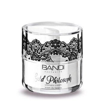 Bandi Gold Philosophy, krem do twarzy, 50ml