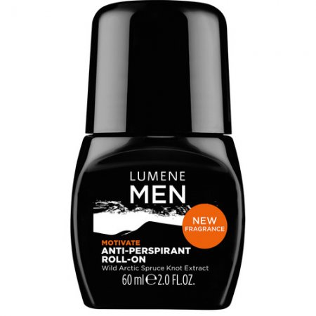 Lumene Men Motivate, antyperspirant w kulce, 60ml