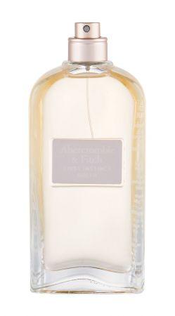 Abercrombie & Fitch First Instinct Sheer, woda perfumowana, 100ml, Tester (W)