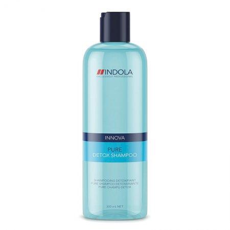Indola Pure Detox, szampon oczyszczający, 300ml