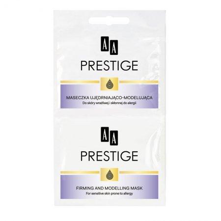 AA Prestige, ujędrniająco-liftingująca maseczka do twarzy, saszetka, 2x5ml
