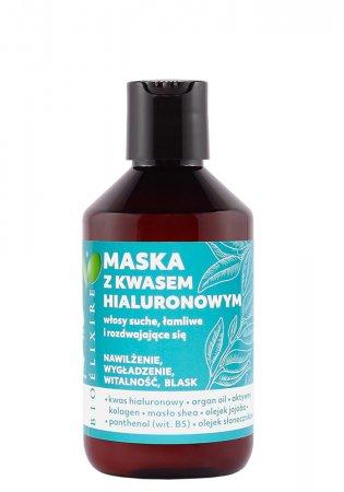 Bioelixire, maska do włosów suchych i łamliwych, 300ml