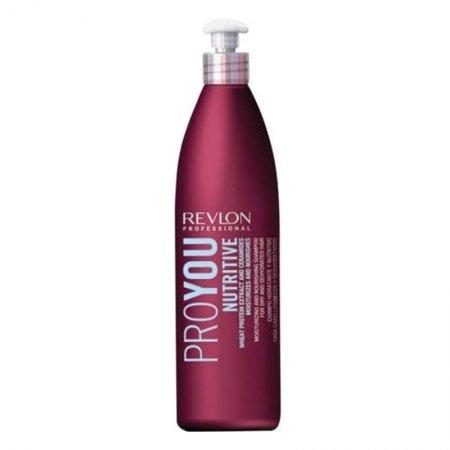 Revlon Pro You Nutritive, szampon odżywczy, 1000ml