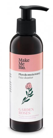 Make Me Bio Garden Roses, płyn do mycia twarzy, 200ml