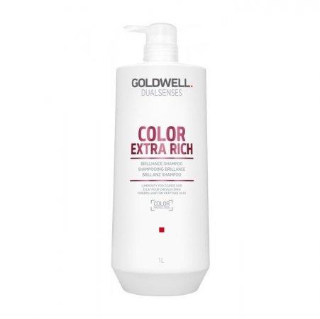 Goldwell Dualsenses Color Extra Rich, szampon nabłyszczający, 1000ml