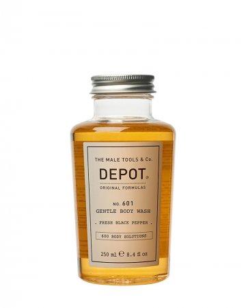 Depot No. 601, delikatny żel do mycia, Fresh Black Pepper, 250ml