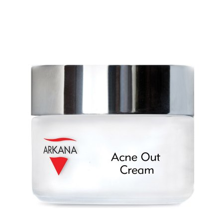 Arkana Acne Out Cream, krem do cery tłustej, 50ml