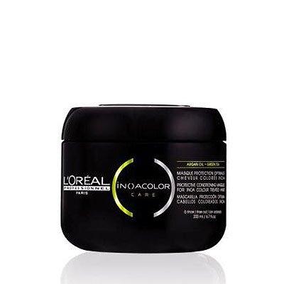 Loreal Inoa Color, odżywcza maska chroniąca kolor włosów farbowanych Inoa, 200ml