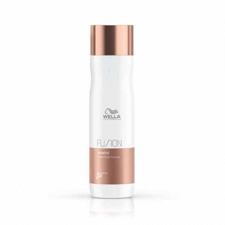 Wella Fusion, szampon intensywnie odbudowujący, 250ml